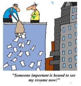 Unfocused Networking