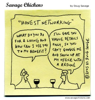 Honest Networking