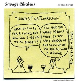 Honest Networking